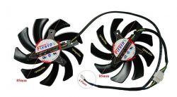 Dual Fan Placa De Video Amd Hd7970 Hd7950 Hd7870 Hd7850