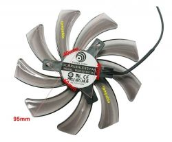 95mm Cooler Fan Placa De Video Nvidia Amd Intel Ventoinha