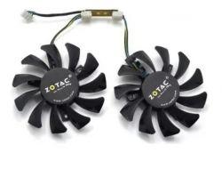 Dual Cooler Placa De Video - Zotac Gtx 660, Gtx 970